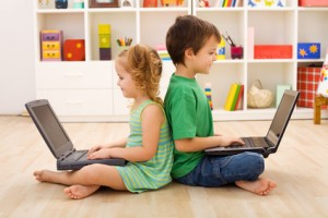 Seguridad de los niños en Internet