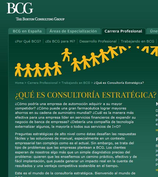 BCG Consultoría Estratégica