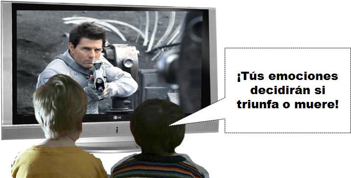 Neurosensores: contenidos multimedia controlados por las emociones