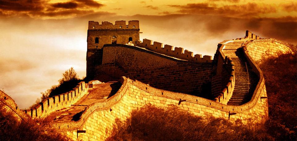 great wal of China