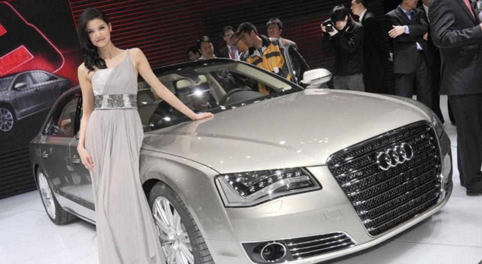 Volkswagen China Luxury Cars