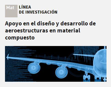 ITAINNOVA. Soluciones. Diseño y desarrollo de aeroestructuras