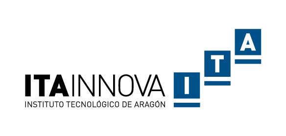 ITAINNOVA. Logo horizontal
