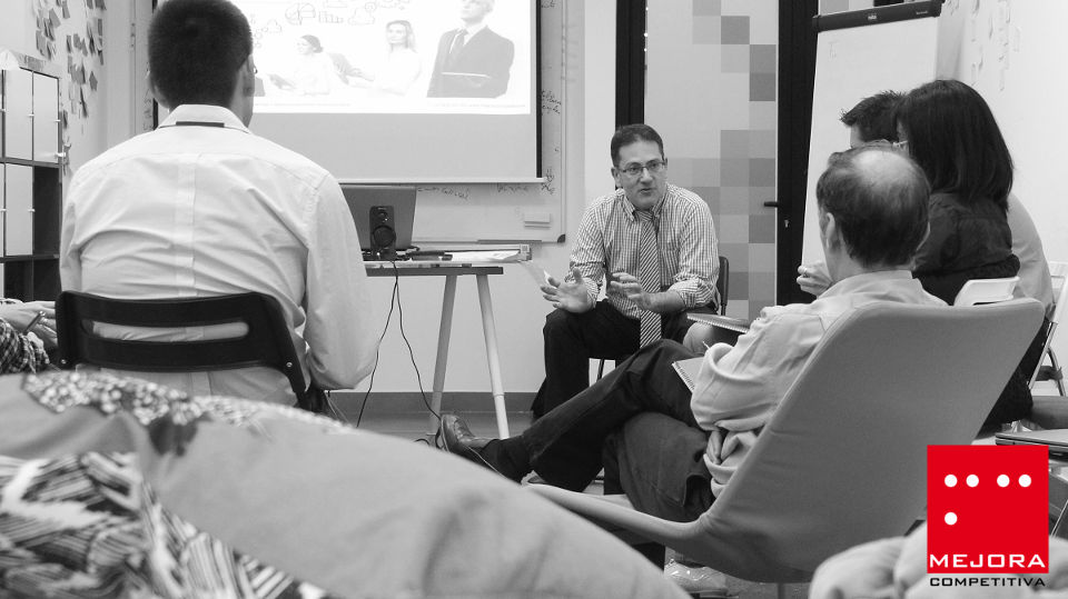 Marketing creativo: diseño innovador de servicios