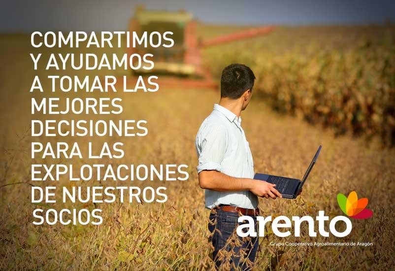 Grupo Arento, la profesionalización del sector primario