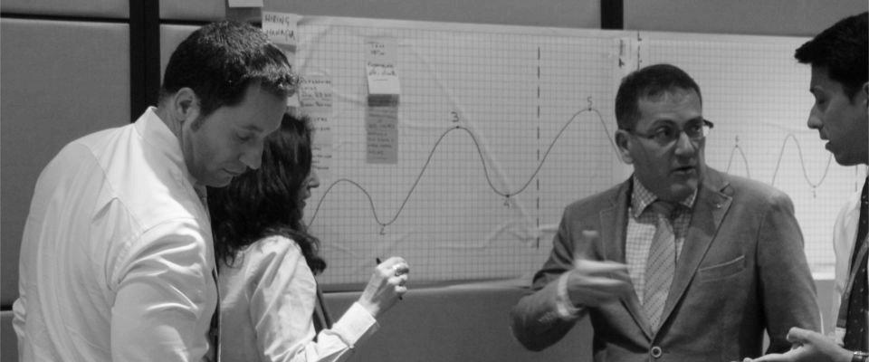 Innovación estratégica, mentalidad innovadora