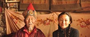 Roles aspiracionales: la prueba del algodón, el lama tibetano