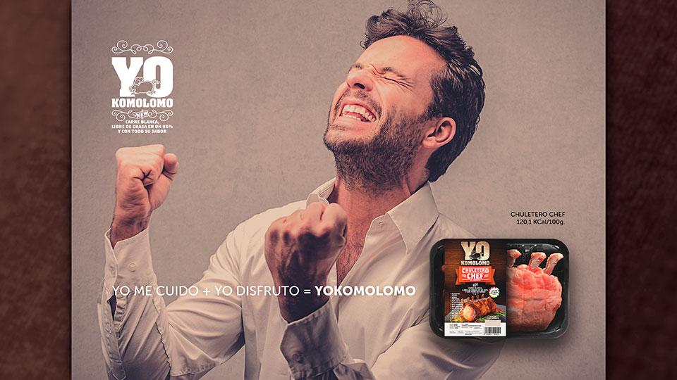 Yokomolomo: el packaging y la comunicación