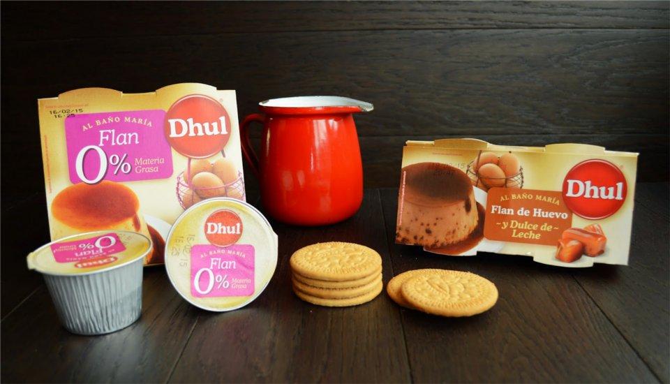 Nueva Rumasa: Los productos Dhul