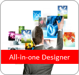 All-in-one Designer