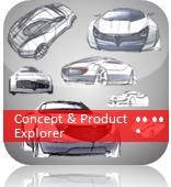 Concept explorer