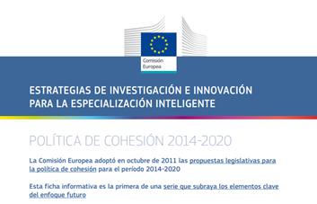 UE política cohesión 2014-2020