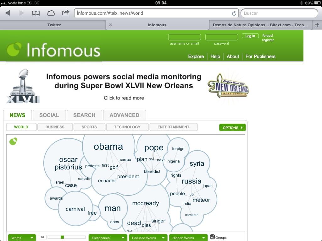 Infomous