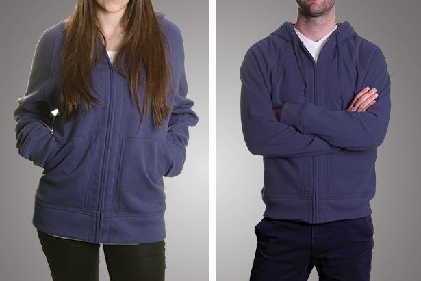 The 10 year hoodie. Models