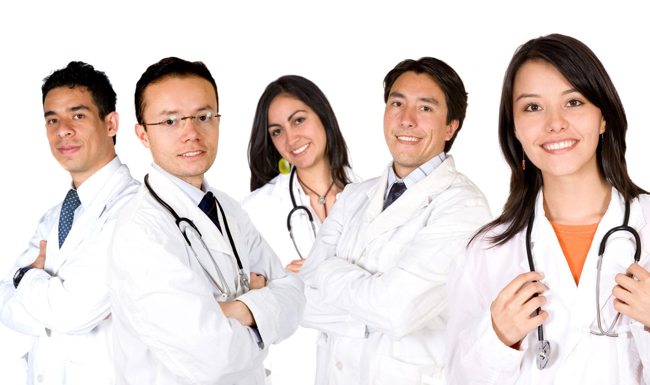Redpacientes. Médicos