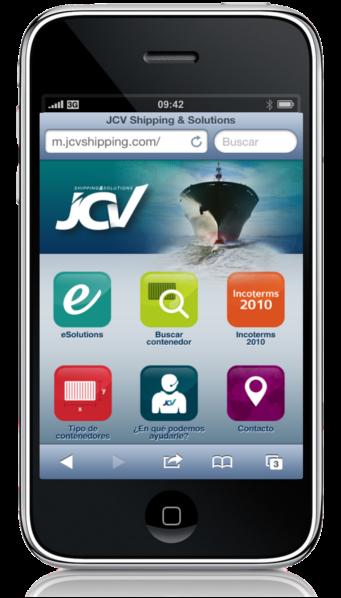 JCV Smartphone Real