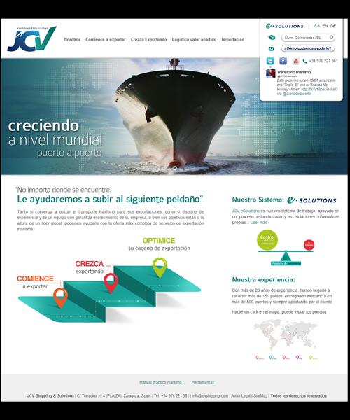 JCV Web Real