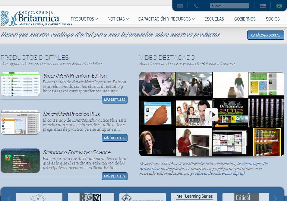 Britannica Soluciones digitales