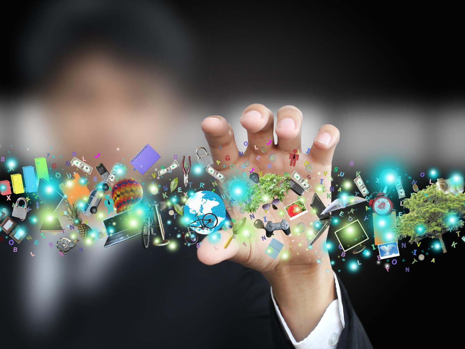 Ser protagonista en el mundo digital
