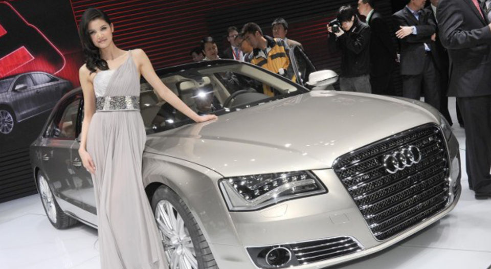 Volkswagen China Luxury Cars