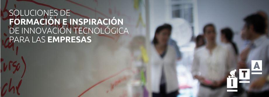 ITA INNOVA. Formación e inspiración para innovar