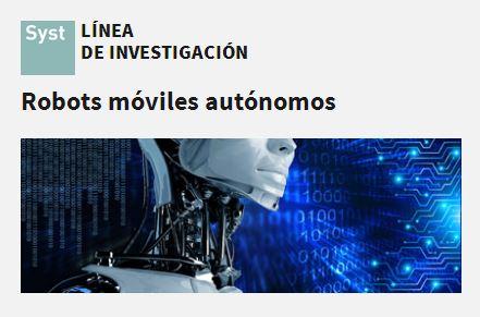 ITA INNOVA. Soluciones. Robots móviles autónomos