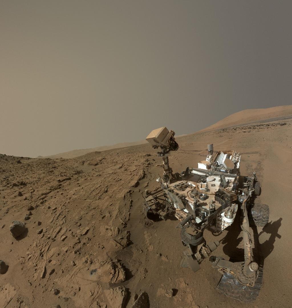 Curiosity NASA