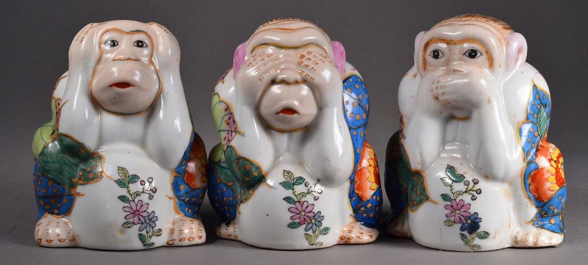 Los tres monos y la miopía de Marketing