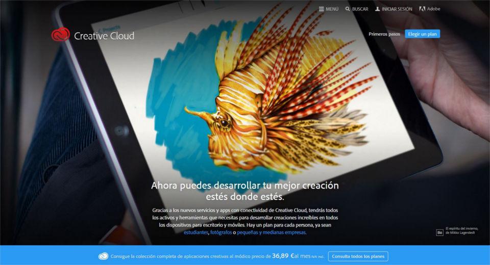 Adobe Soluciones líquidas