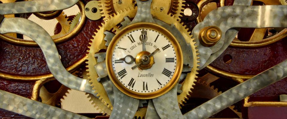Museo Diocesano Barbastro El Reloj de la Catedral
