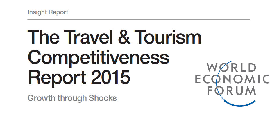 WEF Travel & Tourism Competitiveness Report