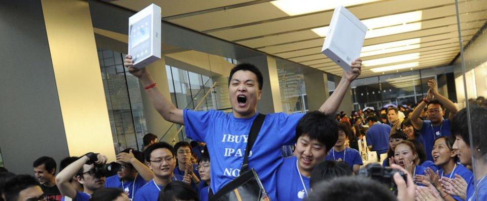Reconectando con la estrategia: Apple fans