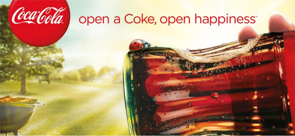Coca Cola. Campaña Destapa la Felicidad