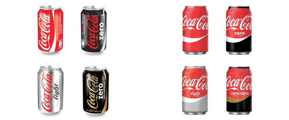 Coca Cola. Nueva Estrategia de Branding