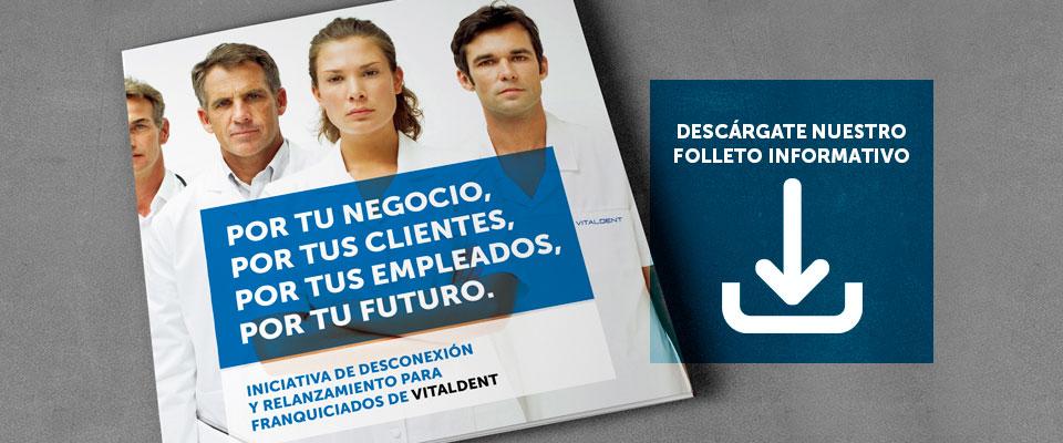 Folleto Desconexion Vitaldent, Descarga