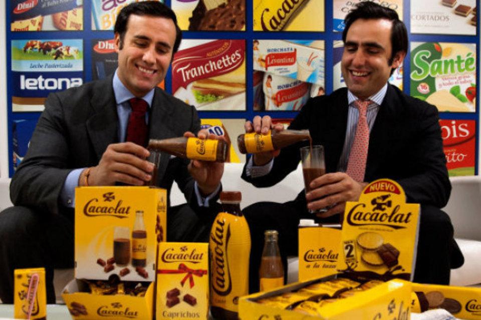 Nueva Rumasa: Cacaolat