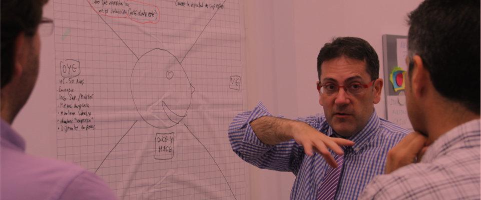 Mejora Competitiva. Innovación estratégica para el diseño de servicios. Itainnova. 2