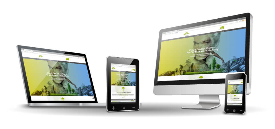 Mejora Competitiva. Agencia comunicación digital. Everis. Everis Cloud Website