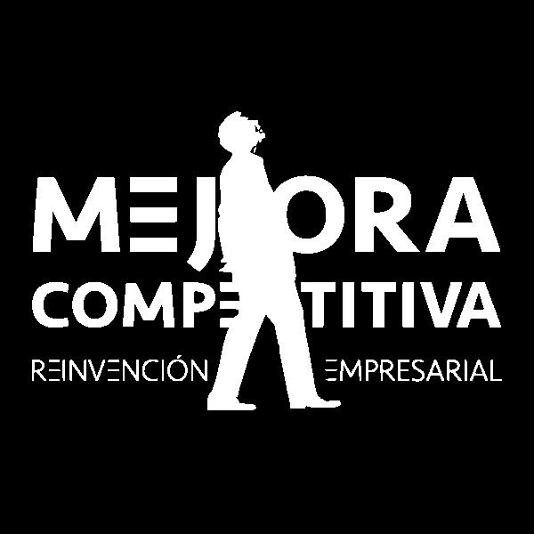 Mejora Competitiva. Branding. Nuestra Marca. Logomarca. Pensamiento estratégico. Blanco Transparente. 600px