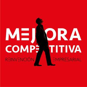 Mejora Competitiva. Branding. Nuestra Marca. Logomarca. Pensamiento estratégico. Rojo Corporativo. Principal. 300px