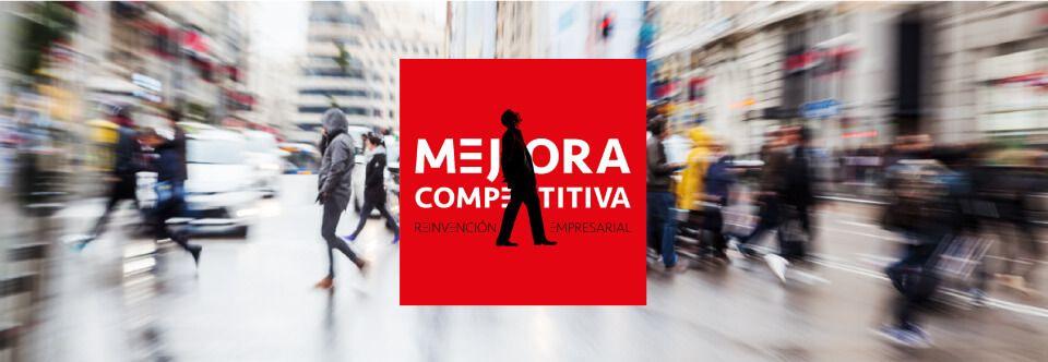 Mejora Competitiva. Branding. Nuestra Marca. Logomarca. Corporativo #3