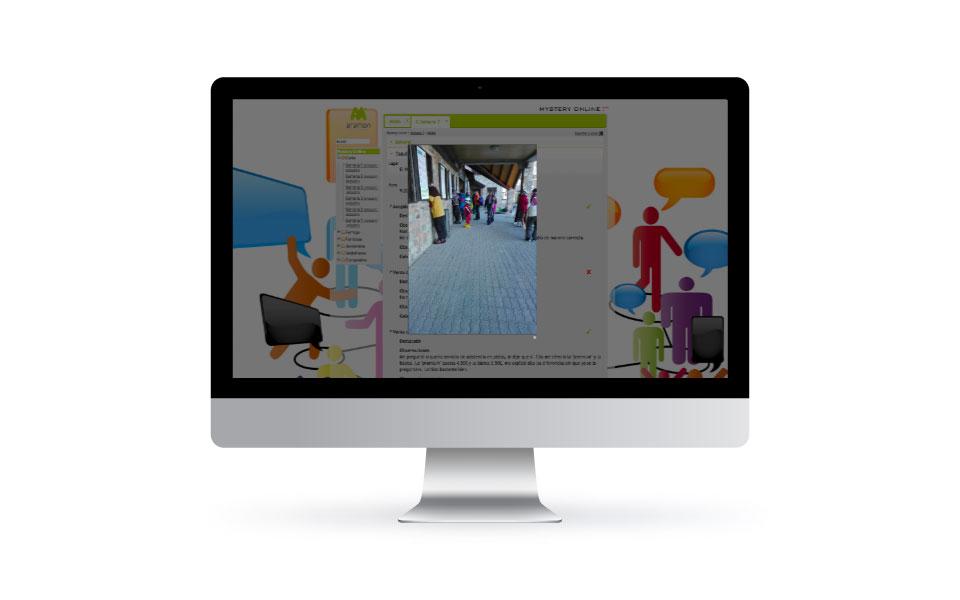 Comunidad de Investigación Digital. Módulo Mystery Shopping Online