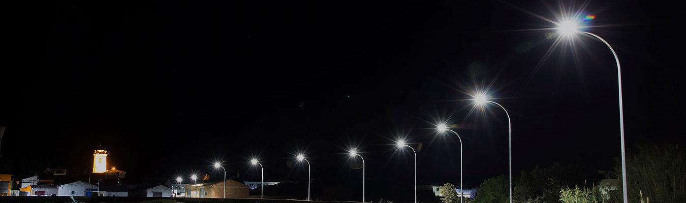MEJORA COMPETITIVA. LED5V. Iluminación espacios públicos