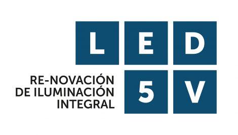 MEJORA COMPETITIVA. LED5V. Branding. Aplicación principal